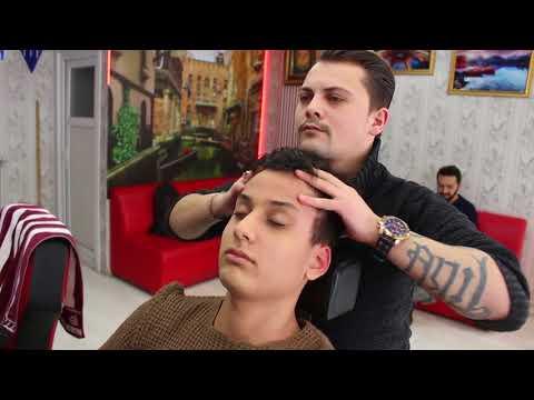 Xxx Mp4 ASMR Turkish Barber Face Head And Back Massage 82 3gp Sex