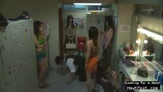 Femdom Trampling scene from unknown asian movie