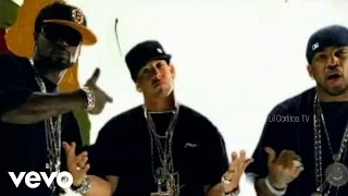 Rompe Remix - Daddy Yankee Ft Lloyd Banks, Young Buck (Official Video)