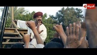 """فيفا أطاطا -  لما اللمبي يبقى زعيم ويطرد الإنجليز ... مشهد كوميدي """" نموت نموت وتحيا مصر """""""