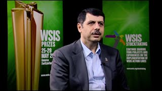 WSIS FORUM 2015 INTERVIEW: Dr Hadi Shahriar Shahhoseini, Iran University of Science and Technology