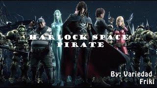 Harlock Space Pirate (español latino HD)