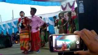 Naw youwak club,santhali dance pratiyogita,porob(nair kara) bokaro 2017