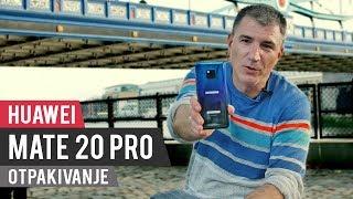 Huawei Mate 20 Pro otpakivanje - Tower Bridge