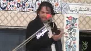 Allama Nasir Abbas Multan Hussain Mahal Moorat Talagang (17Feb.2013)