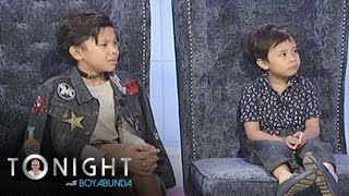 TWBA: Awra and Onyok's reaction to their movie being excluded in the MMFF