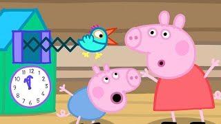 Peppa Pig en Español Episodios completos | El reloj cucú | Dibujos Animados