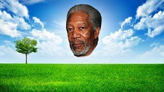 Morgan Freeman is God