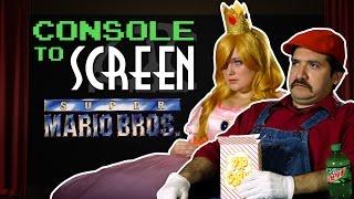 Console to Screen - Super Mario Bros