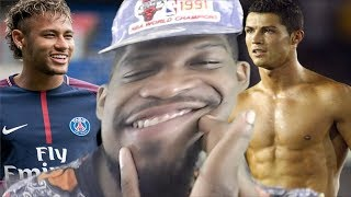 NEYMAR AT #7 NO WAY!! TOP 10 MOST HANDSOME FOOTBALL PLAYERS IN THE WORLD!