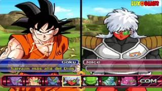 ¡¿QUE HACES AQUI?! - Dragon Ball Z Budokai Tenkaichi 3 Version Latino