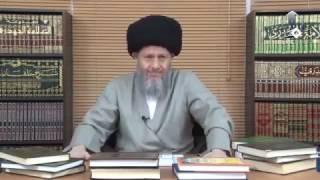 السيد كمال الحيدري: نظرية الاشاعرة و المعتزلة في المصالح والمفاسد