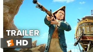 The Wild Life TRAILER 1 (2016) - Ika Bessin, Dieter Hallervorden Animated Movie HD