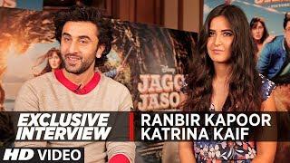Exclusive Interview With Ranbir Kapoor & Katrina Kaif || Jagga Jasoos