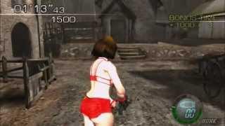 RE4 Mods - Reiko Hinomoto (Rumble Roses)