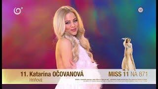 Emma Drobná: Words (MISS SLOVENSKO 2018)