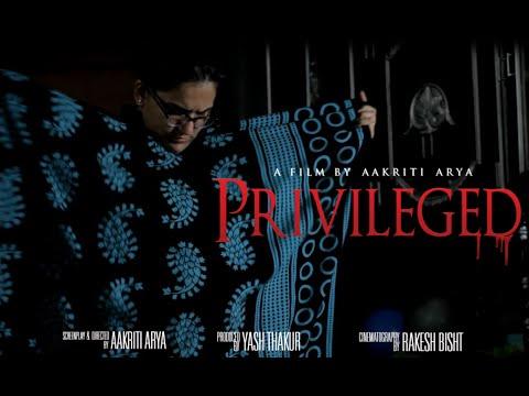 औरत की माहवारी /Girl On Menstruation #BeingIndian -Privileged- A Hot Short film