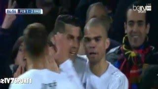 اهداف مباراة برشلونة وريال مدريد 1-2 [2016/04/02] تعليق رؤوف خليف [HD]