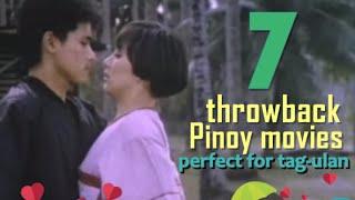 7 throwback Pinoy movies perfect for tag-ulan!