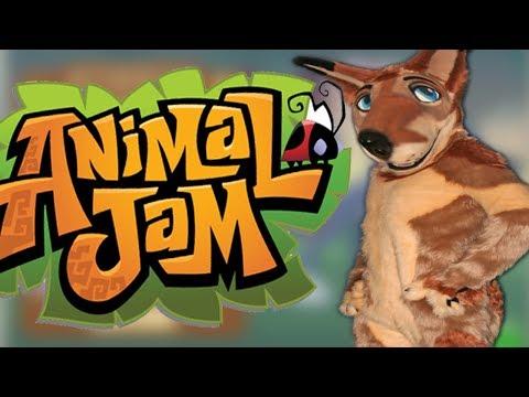 ANIMAL JAM IS THE WORST GAME EVER (RAID?)
