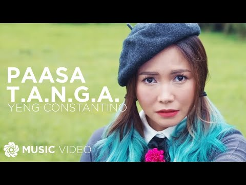 Yeng Constantino Paasa T.A.N.G.A. Official Music Video