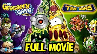 The Grossery Gang: Time Wars | FULL MOVIE (OFFICIAL) | Cartoons For Kids