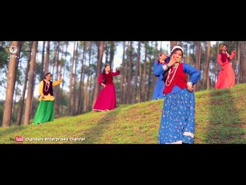 Latest kumaoni song Lali ho Lali Hosiya Singer Govind Digari n Khushi Joshi Album Jhumkyali