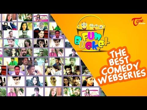 FUN BUCKET The Best Comedy Web Series By Harsha Annavarapu