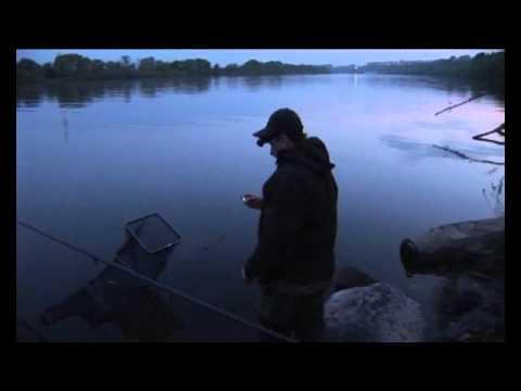 рыбалка на озере иван видео