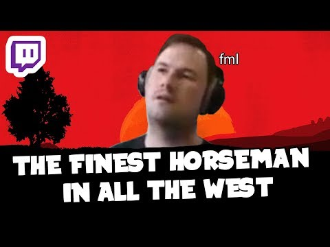 Sips Funny Stream Clips Compilation ~ Red Dead Redemption [1]