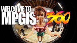 #MPGIS 360 STUDIO TOUR