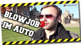 Blowjob im Auto - So gehts
