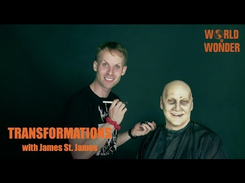 Katya & James St. James - Transformations