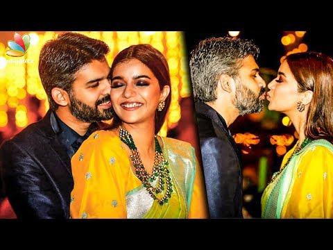 Xxx Mp4 Romantic Love Struck Moments From Actress Swathi Wedding Hot Tamil Cinema News 3gp Sex