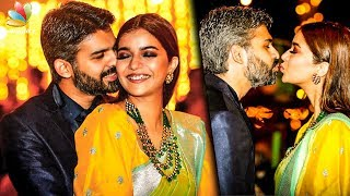 Romantic Love-struck Moments From Actress Swathi Wedding | Hot Tamil Cinema News
