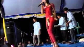 bunga nurul falah profesional music, live in Kedungwaru