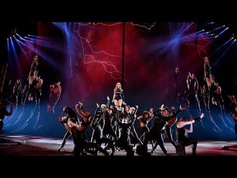 Taylor Swift performs Get Away Car Live on Reputation Stadium Tour