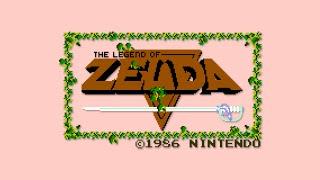 The Legend of Zelda 1986 Nes No Commentary