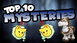 [Animal Jam] Top 10 Biggest Mysteries
