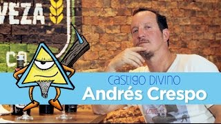 Castigo Divino Guayaco - Andrés Crespo