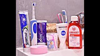 العناية الشاملة بالفم والأسنان