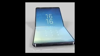 Samsung Galaxy X review and concept