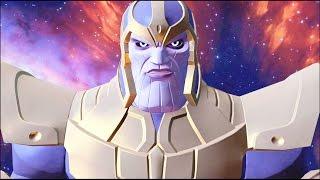 Disney Infinity 3.0 - Marvel: Battlegrounds - All Cut Scenes [FULL]