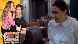 ¡Blanca descubre la enfermedad de Eugenio! | Mi marido tiene más familia - Televisa