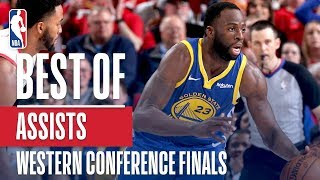 Western Conference's Best Assists   2019 Conference Finals   State Farm