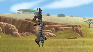 Madagascar 2 - I like to move it, move it [Download]