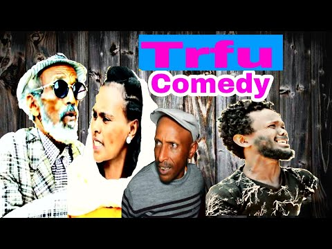 New eritrean comedy trfu 2018