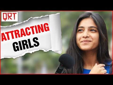 How To Attract Girls In India | Delhi Girls Open Talk | Public Display of Affection | PDA | QRT