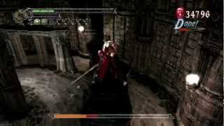Devil May Cry 3 HD - DmC Boss Guide Part 3