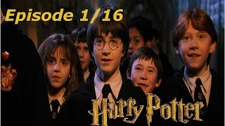 Harry Potter And The Philosopher's Stone Full Movie (Part 1) TenderSeries